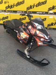 2016 Ski-Doo MX Z X-RS 600H.O. E-TEC, Ripsaw Snowmobile -Trail Wasilla, AK