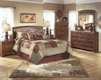 TIMBERLINE 5-PC BEDROOM SET