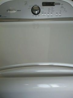 Whirlpool Cabrio Platinum Set of washer and dryer