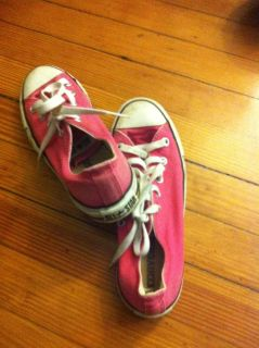 Converse Sneakers, Youth size 4, Ladies size 6