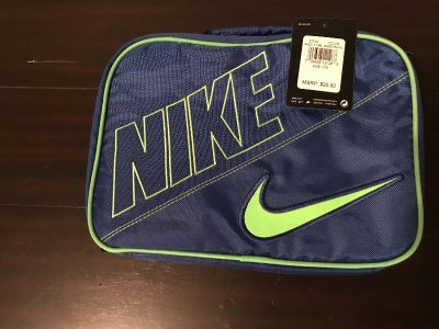 New Nike lunch box