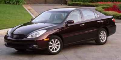 2002 Lexus ES 300 Base (Alabaster Metallic)