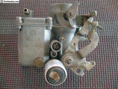 Solex Carburetor/Parts