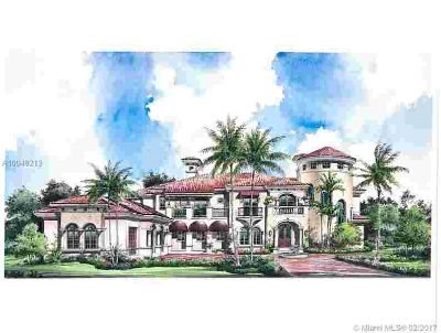 17950 SW 70th Pl Southwest Ranches Six BR, New Construction in