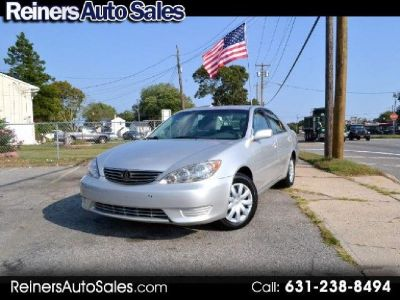 2006 Toyota Camry LE 4 Cyl WARRANTY INCLUDED