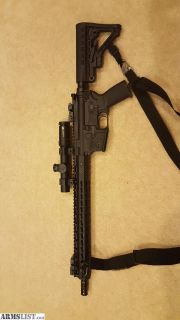 For Sale/Trade: Upgraded CBC industries AR15