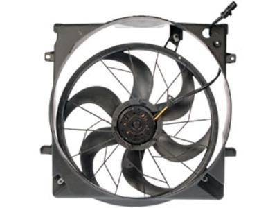 Buy DORMAN 621-018 Radiator Fan Motor/Assembly-Engine Cooling Fan Assembly motorcycle in Los Angeles, California, US, for US $175.74