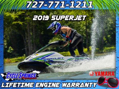 2019 Yamaha Superjet 1 Person Watercraft Clearwater, FL