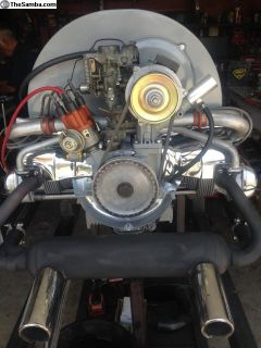 1600cc Stock Engine