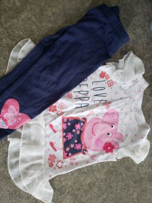 Peppa Pig Outfit