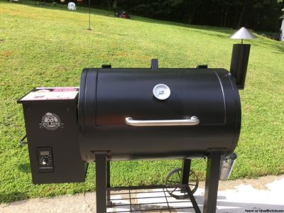 Pitboss pellet grill and smoker