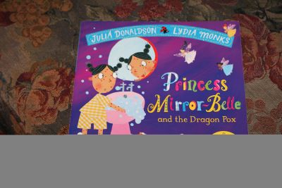 Princess Mirror Belle and the Dragon Pox
