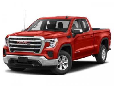 2019 GMC Sierra 1500 SLT (Summit White)