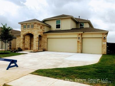 Brand new in Lively Ranch - Georgetown 3 car garage 4 bedroom