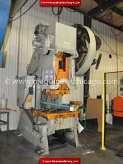 100 Ton CLEARING Punch Press