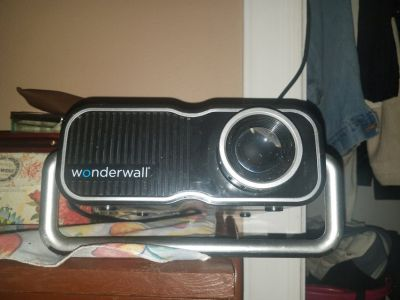 Wonderall projector