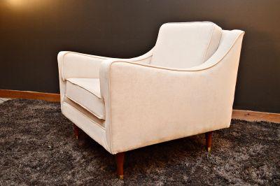 Mid Century Danish Style Lounge Chair / Club chair