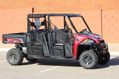 2017 Polaris Ranger Crew XP 1000 Side x Side Utility Vehicles Kingman, AZ