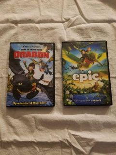 Dragon and Epic, $5.00