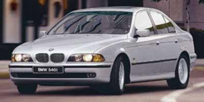 1997 BMW 5-Series 528i (Black)