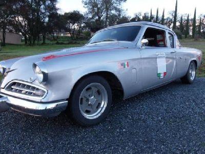 1954 Studebaker Champion La Carrera