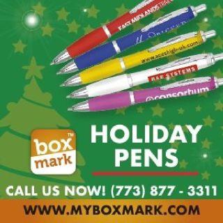 Holiday Print Deals - Pens