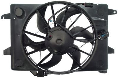 Purchase Engine Cooling Fan Assembly fits 2000-2002 Mercury Grand Marquis DORMAN motorcycle in Azusa, California, United States, for US $123.17