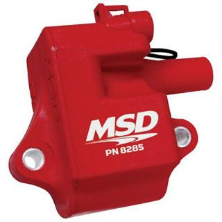 Buy MSD 82858 Ignition Coils High Output GM LS1 LS6 Set of 8 motorcycle in Suitland, Maryland, US, for US $730.85