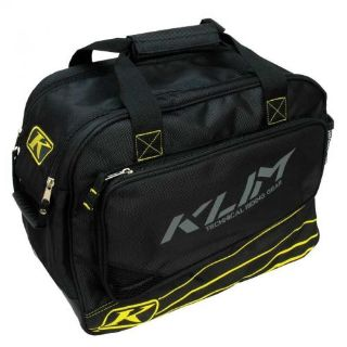 Purchase Klim Deluxe Nylon Fleece-Lined F4 Helmet Bag - Black - 3306-900-000-914 motorcycle in Sauk Centre, Minnesota, United States, for US $49.99