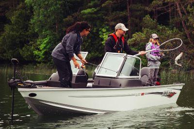 2018 Alumacraft Classic 165 Sport Fishing Boats Lakeport, CA