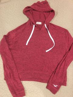 HOLLISTER hoodie, size XS.