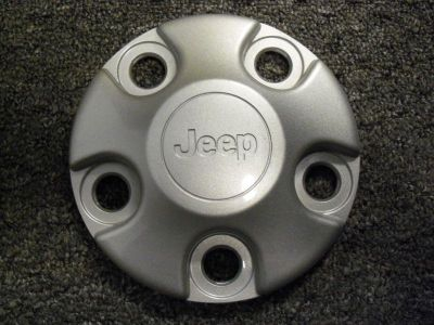 Sell 2007-2010 09072 OEM JEEP WRANGLER CENTER CAP SP5640 1AH90TRMAC motorcycle in Bixby, Oklahoma, US, for US $9.99