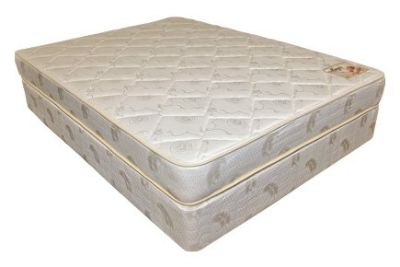 QUEEN MATTRESS AND BOX