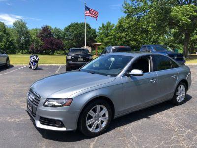 2011 Audi A4 2.0T quattro Premium Plus (Gray)