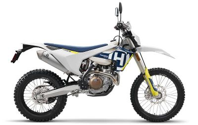 2018 Husqvarna FE 501 Dual Purpose Motorcycles Orange, CA