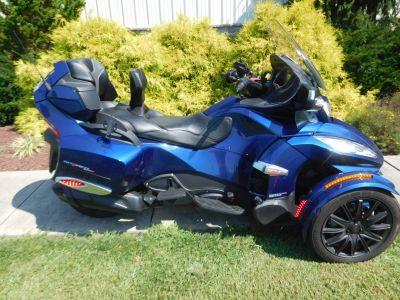 2016 Can-Am Spyder RT-S SE6 Trikes Motorcycles Manheim, PA