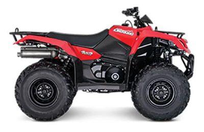 2018 Suzuki KingQuad 400ASi ATV Utility Montrose, PA