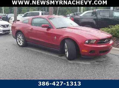 Used 2010 Ford Mustang 2dr Cpe