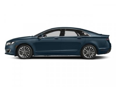 2018 Lincoln MKZ Hybrid Reserve (Blue Diamond Metallic)