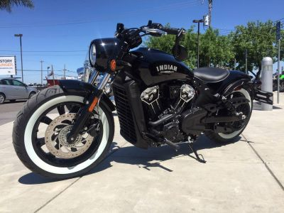 2019 Indian Scout Bobber ABS Cruiser Hollister, CA