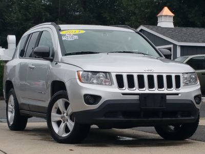 2011 Jeep Compass Sport (Bright Silver Metallic)