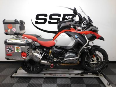 2016 BMW R 1200 GS Adventure Dual Purpose Motorcycles Eden Prairie, MN