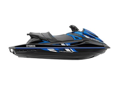 2018 Yamaha VXR 3 Person Watercraft Lakeport, CA