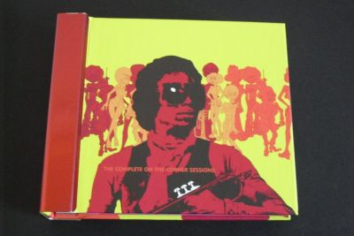 Miles Davis - Complete on the Corner Sessions Box Set