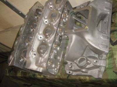 brodix sr20 and brx head with intake new