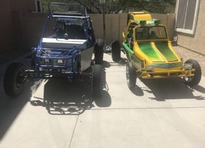Package dune buggies fast and street legal