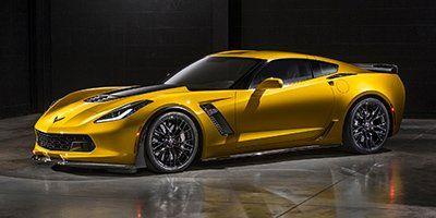 2016 Chevrolet Corvette Z06 2LZ (Corvette Racing Yellow Tintcoat)