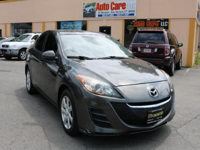 2010 Mazda Mazda3 Touring (Gray)