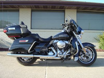 2016 Harley-Davidson Ultra Limited Touring Motorcycles Winterset, IA