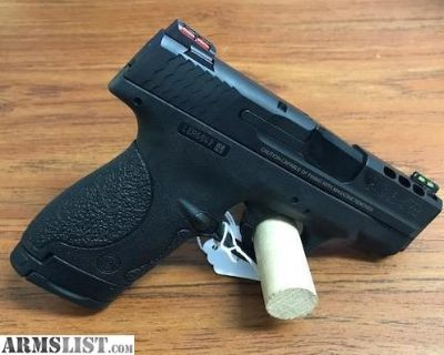 For Sale: Smith & Wesson M&P Shield Performance Center 9mm